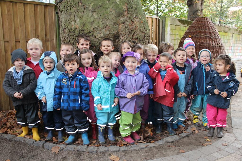 DWS Kindergarten Jardin Westend