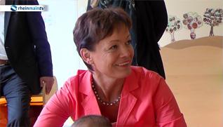 Besuch der Staatsministerin Lucia Puttrich
