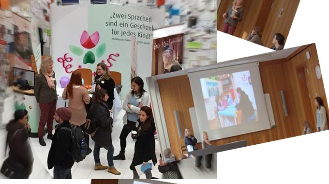 JOB MESSE Fachbereich Erziehungswissenschaften der Goethe Universität Frankfurt.