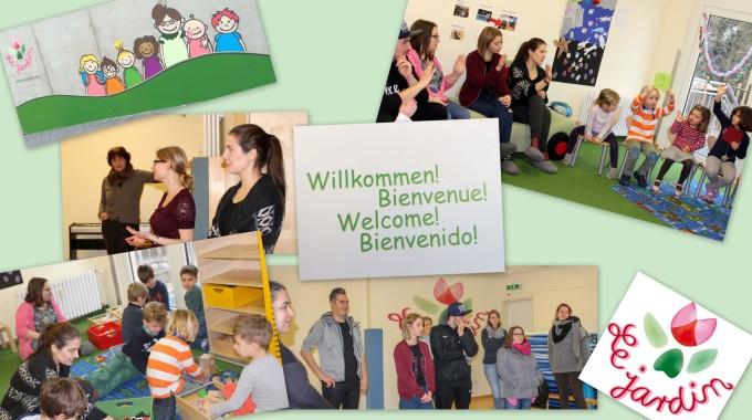 Besuch von Auszubildenden der Fachschule Käthe Kollwitz für Sozialwesen!