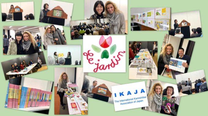 Le Jardin goes Japan!