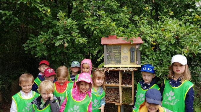 Naturpädagogik und das pädagogische Konzept von Le Jardin
