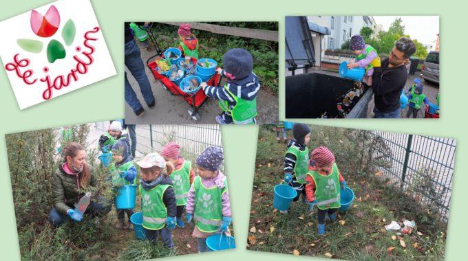 "Aktion ""Sauberhafter Kindertag!!!!"""