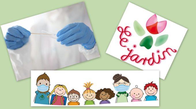 INHOUSE-Antigen-Schnelltests für unsere Mitarbeiter:innen bei Le Jardin!